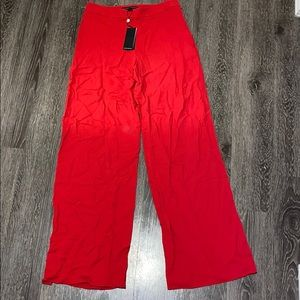 Red Ralph Lauren NWT Dress Pants